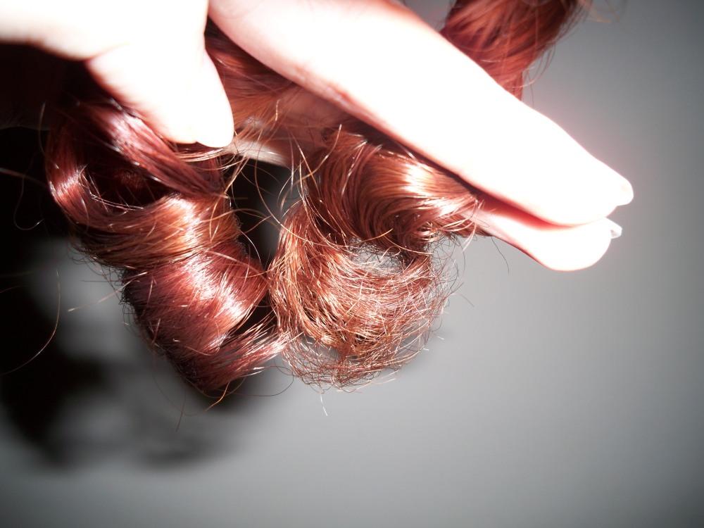 Vintage Hair Part 2 - Curls (3/6)