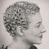 Vintage Hair Part 2 - Curls (4/6)