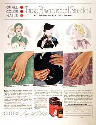 Vintage Nails (5/6)
