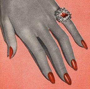 Vintage Nails (4/6)