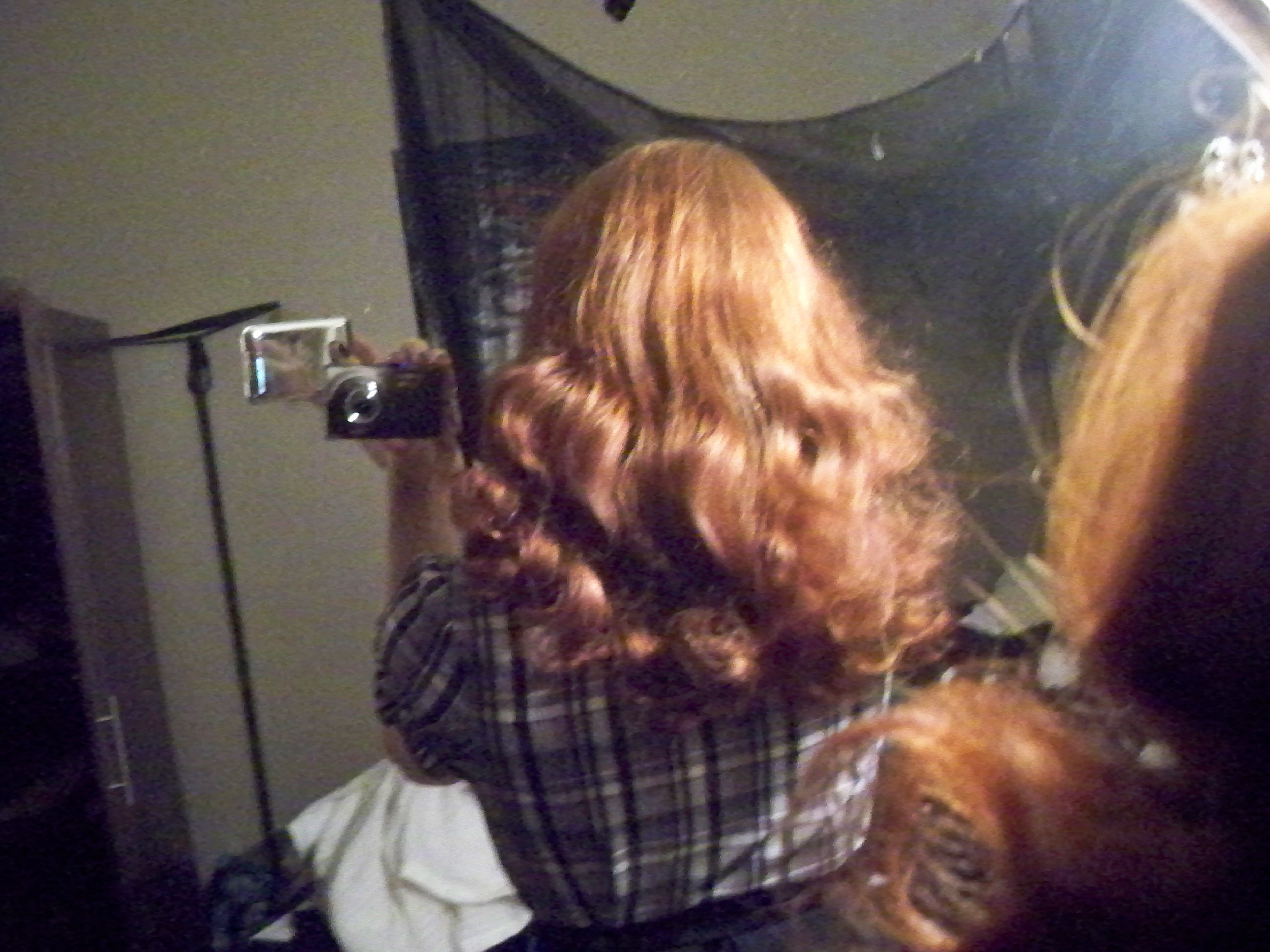 Basic 40s And 50s Curl Sets 171 Skirting The Issue